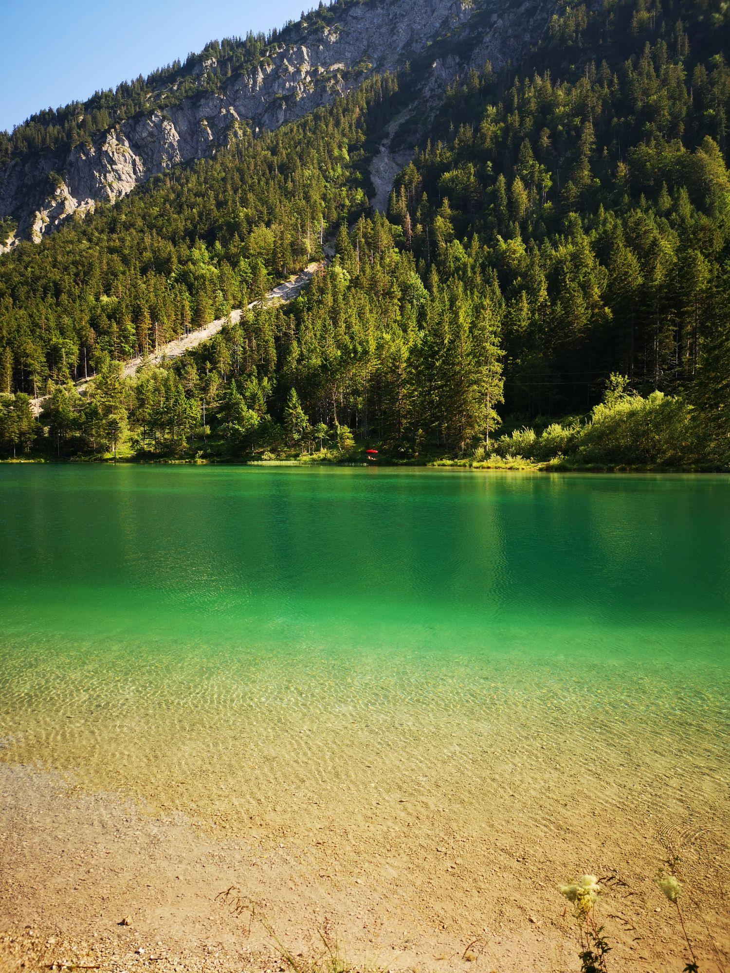 Lac en Bavière